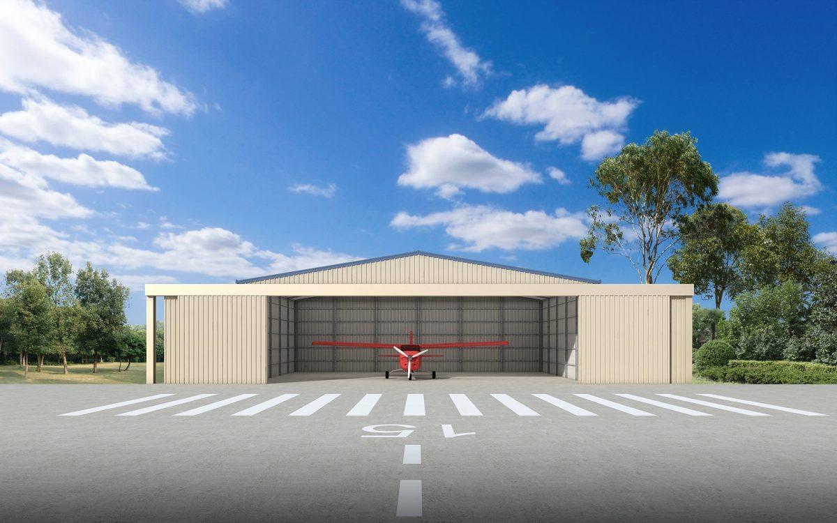 15m hangar