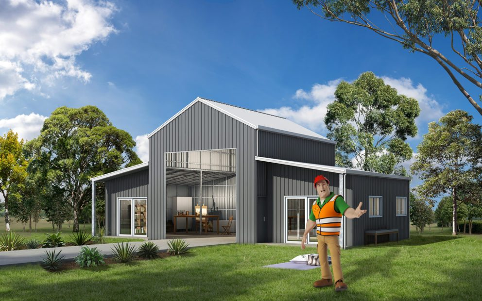About Ranbuild Sheds and Garages