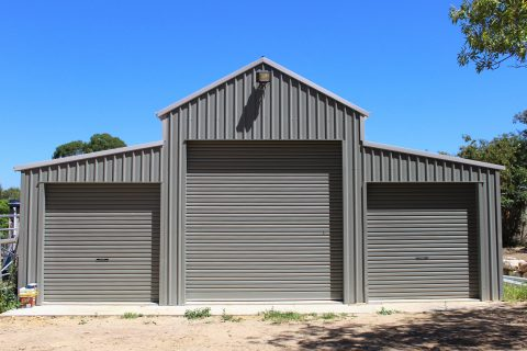 Garages And Sheds With Eaves For Sale Ranbuild