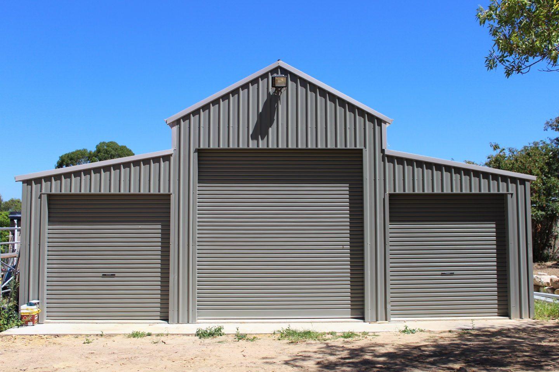 Barns Rural Sheds Ranbuild