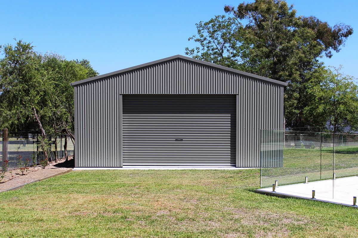 steel garages and sheds for sale ranbuild. Black Bedroom Furniture Sets. Home Design Ideas
