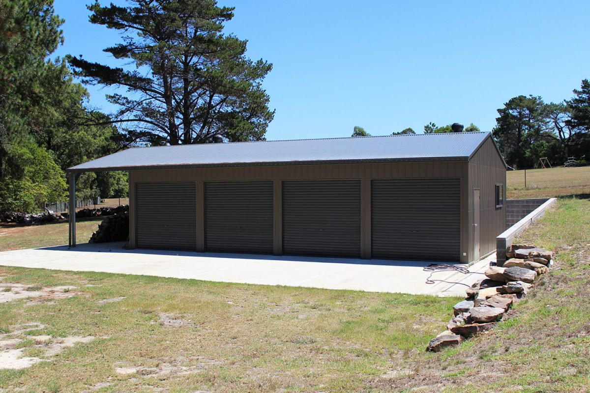 Garaports Sheds And Garages Ranbuild