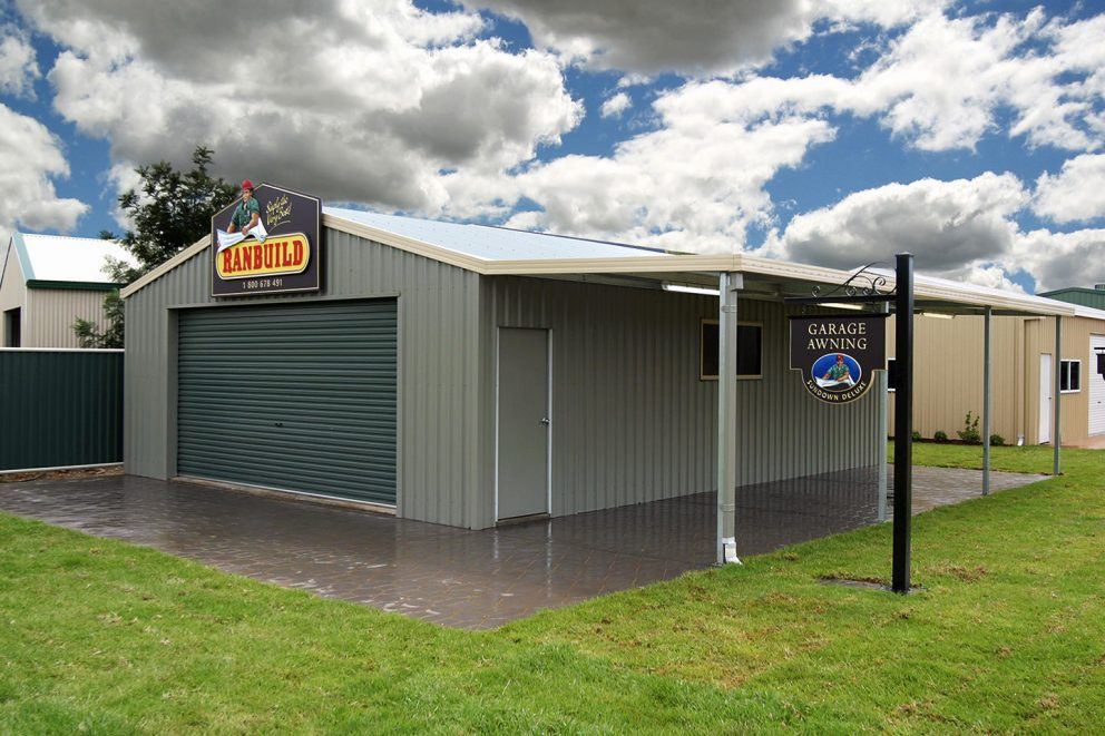 Benefits Of Buying A Steel Shed Or Garage Ranbuild