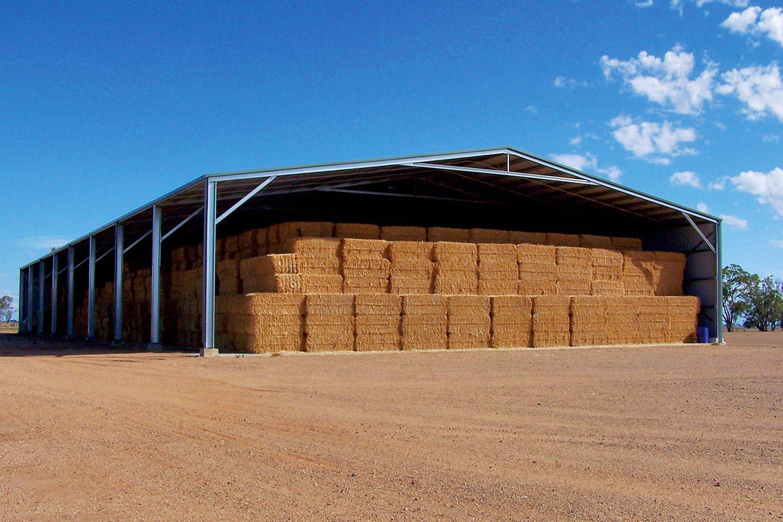 Hay Sheds Rural Sheds Ranbuild