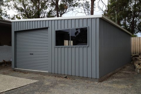 Shed And Garage Doors Ranbuild