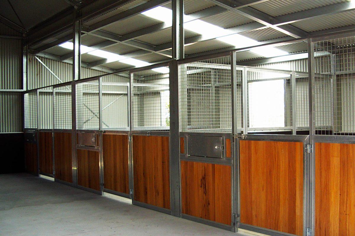Stable Barns Equine Sheds Ranbuild