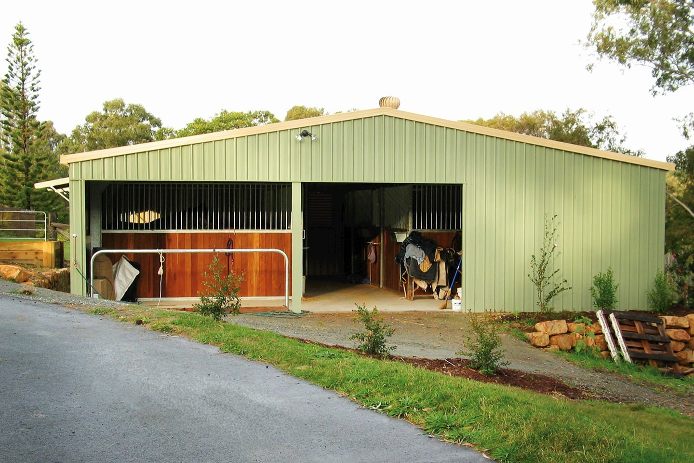 Stable Buildings Equine Sheds Ranbuild