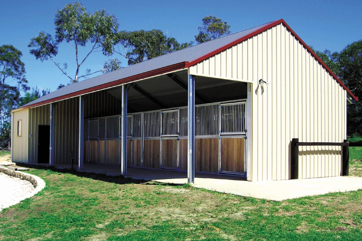 Stable Buildings Equine Sheds Ranbuild