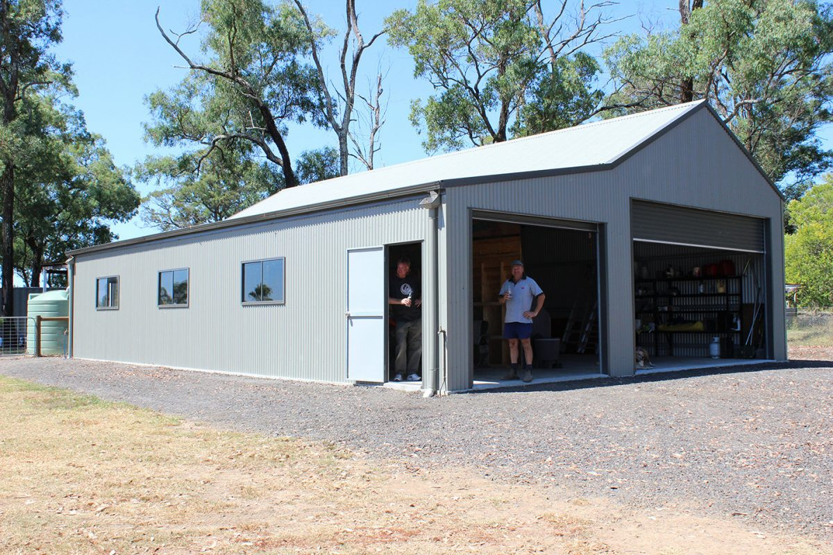 Storage sheds rural sheds ranbuild for Garden shed regulations