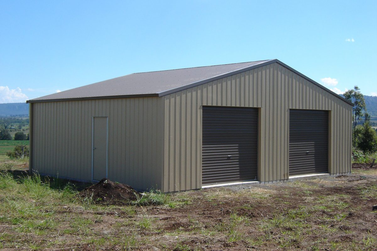 Steel Garages And Sheds For Sale