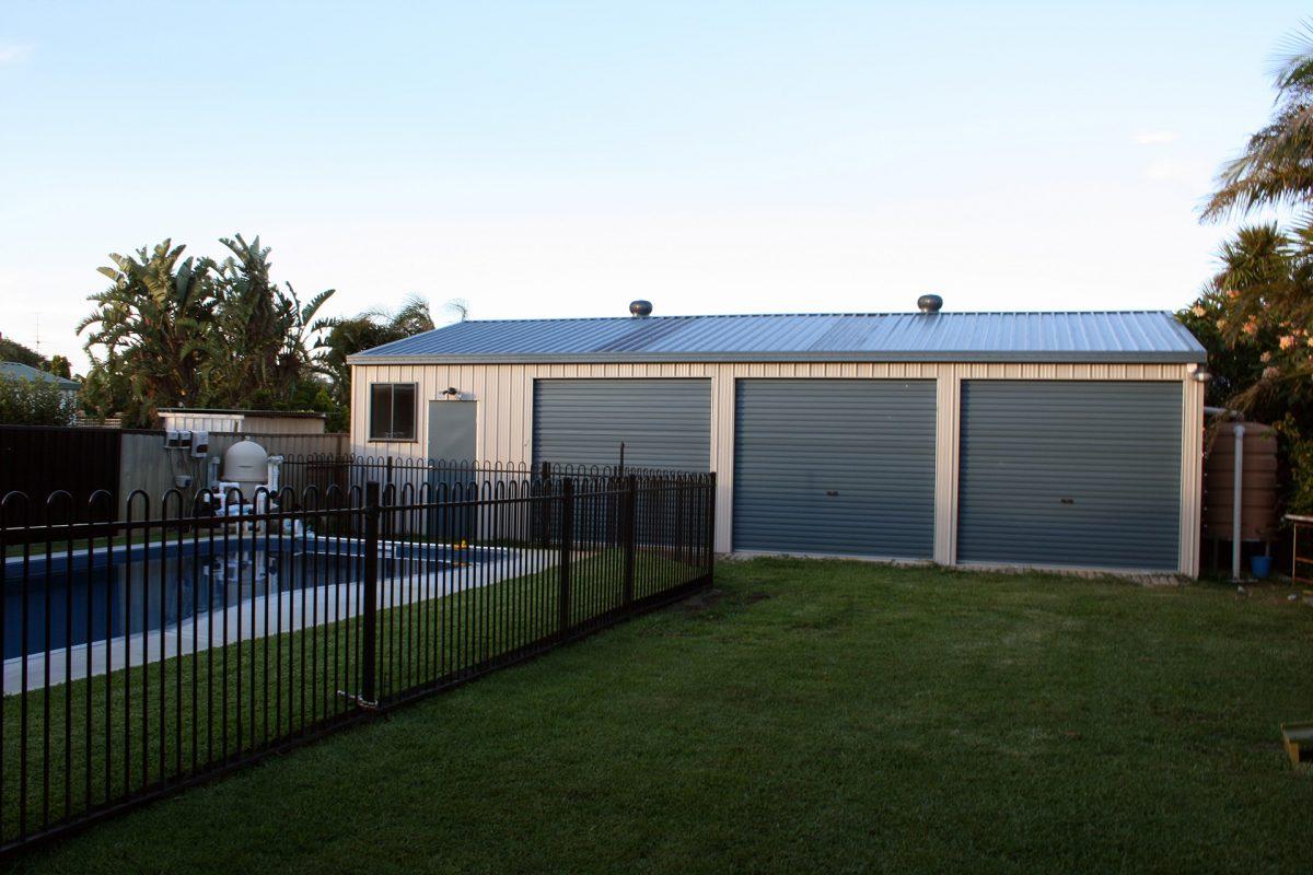 steel garages and sheds for sale ranbuild