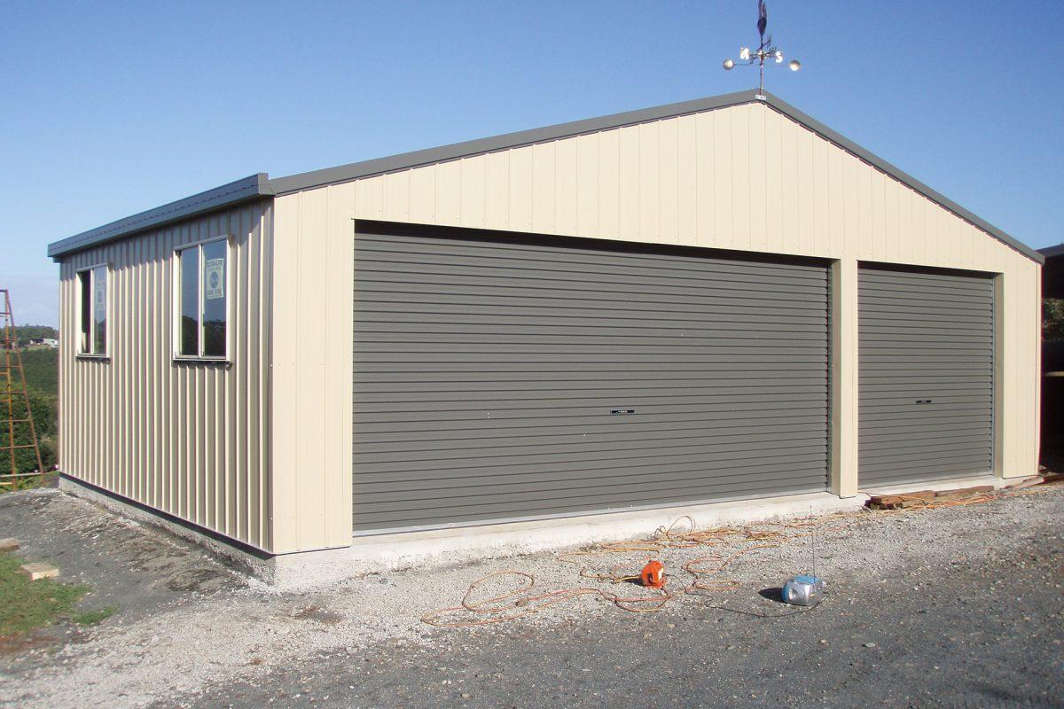 Sheds And Garages : Steel garages and sheds for sale ranbuild