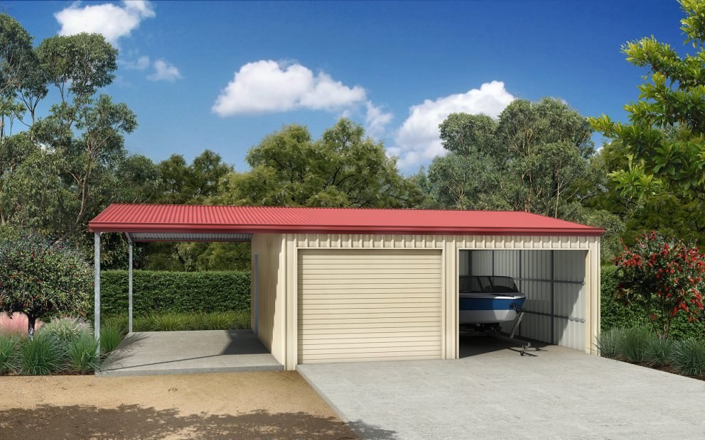 Garaports Sheds And Garages Ranbuild