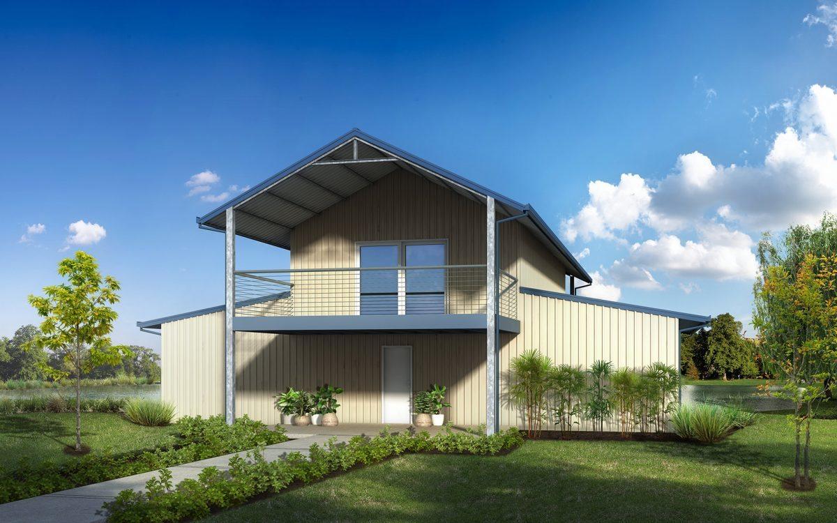 Lodges Livable Barns Ranbuild