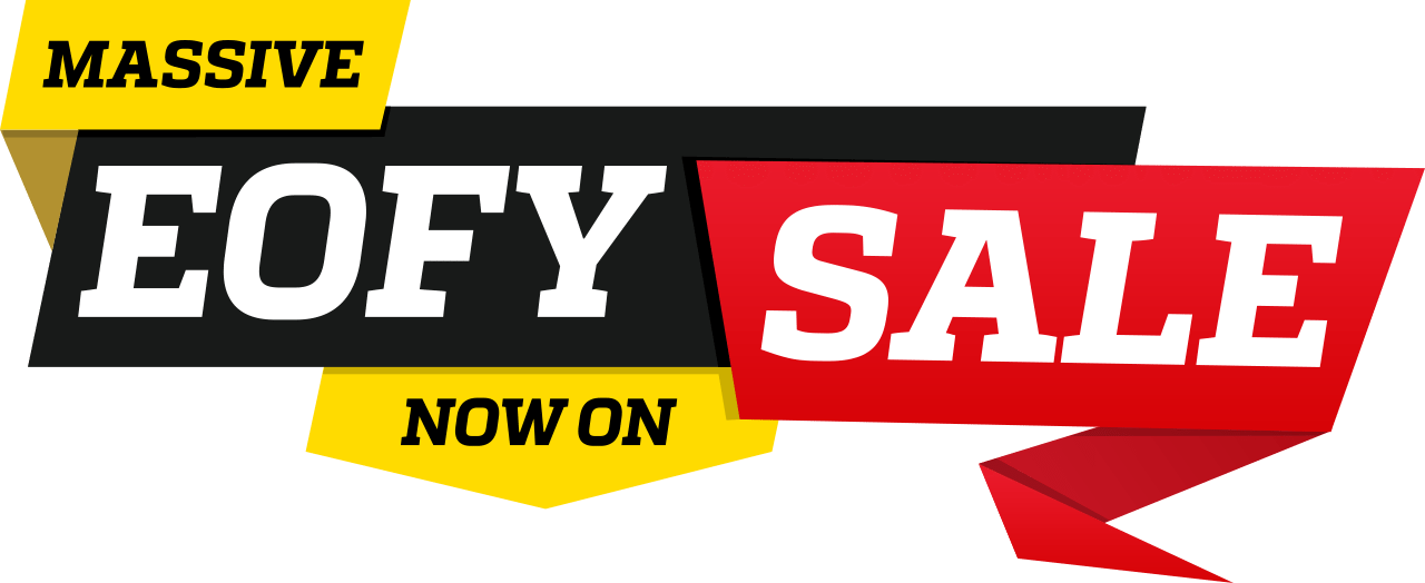 Massive EOFY Sale Now On