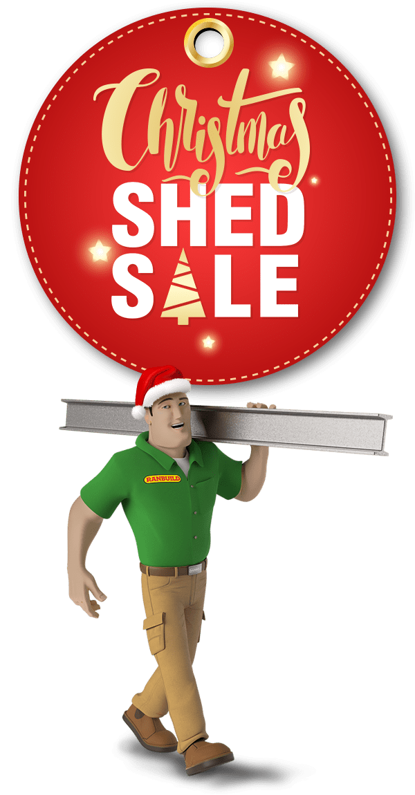 Christmas Shed Sale