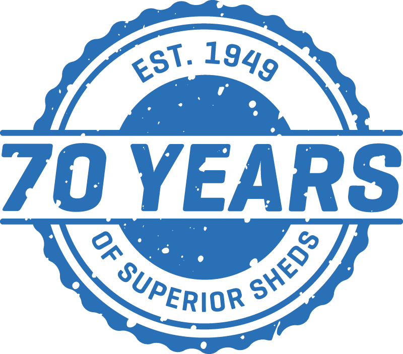 70 Years of Superior Sheds